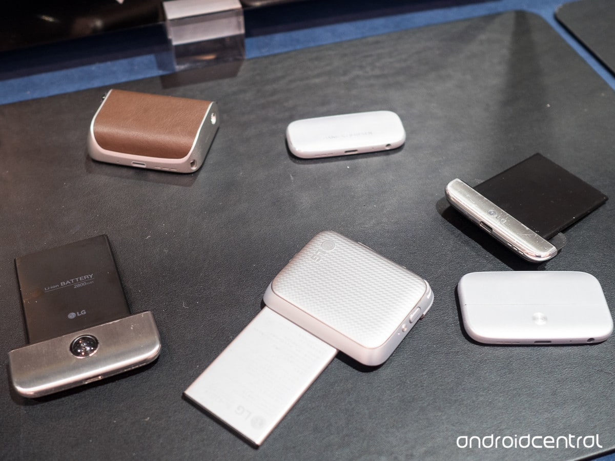 Prototype LG Cam Plus