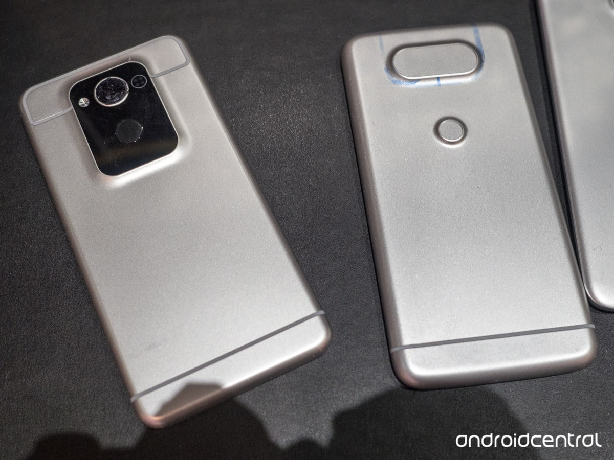Prototype de LG G5