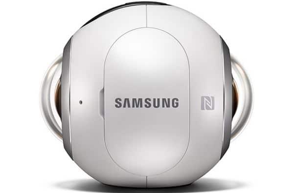 Samsung Gear 360 dos