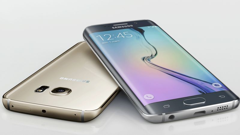 Samsung Galaxy S7 Edge batterie