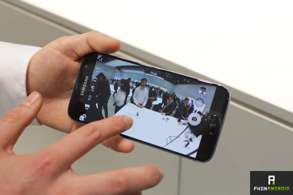 Samsung Gear 360 application