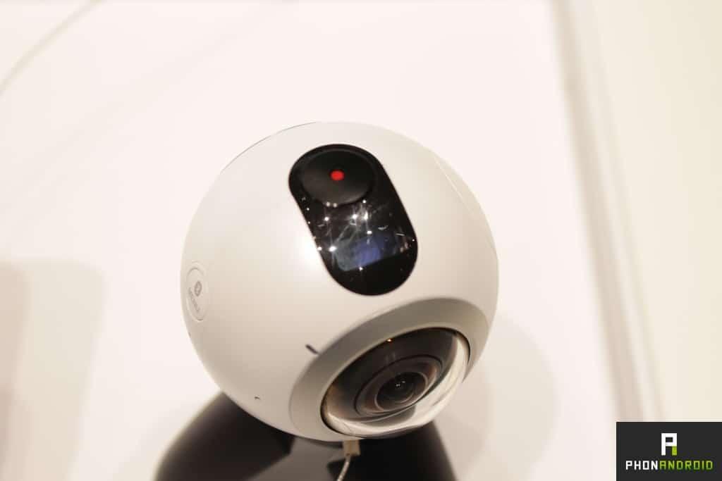 Samsung Gear 360 vue