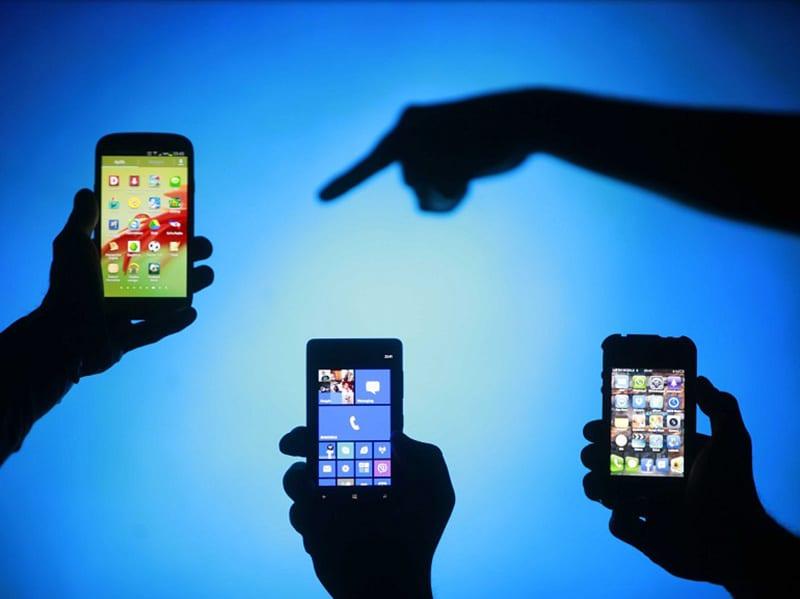 smartphone-ventes-gfk