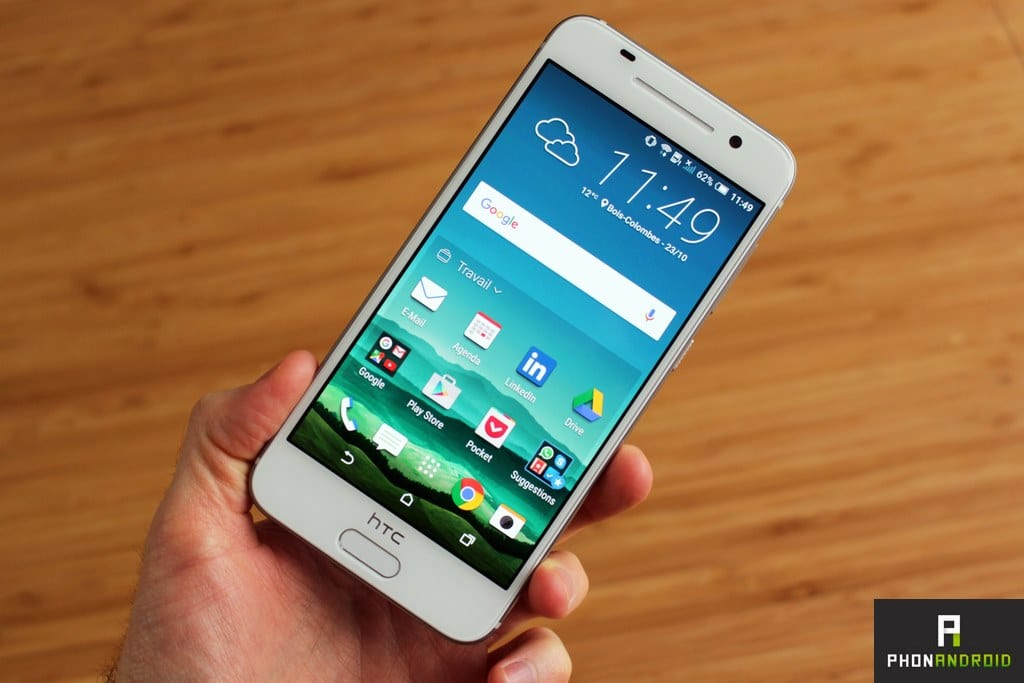 test htc one a9