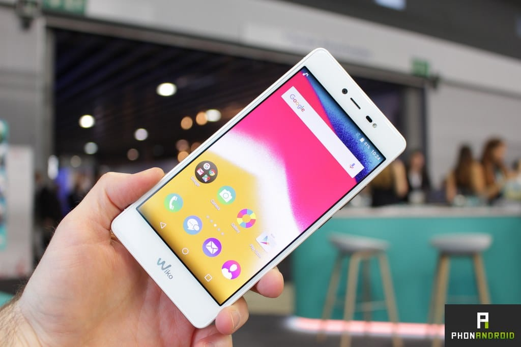 Wiko Fever Special Edition prise en main