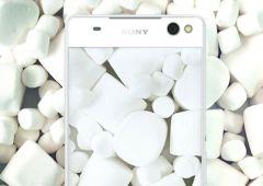 xperia z5 Z4 Z3 marshmallow date sortie