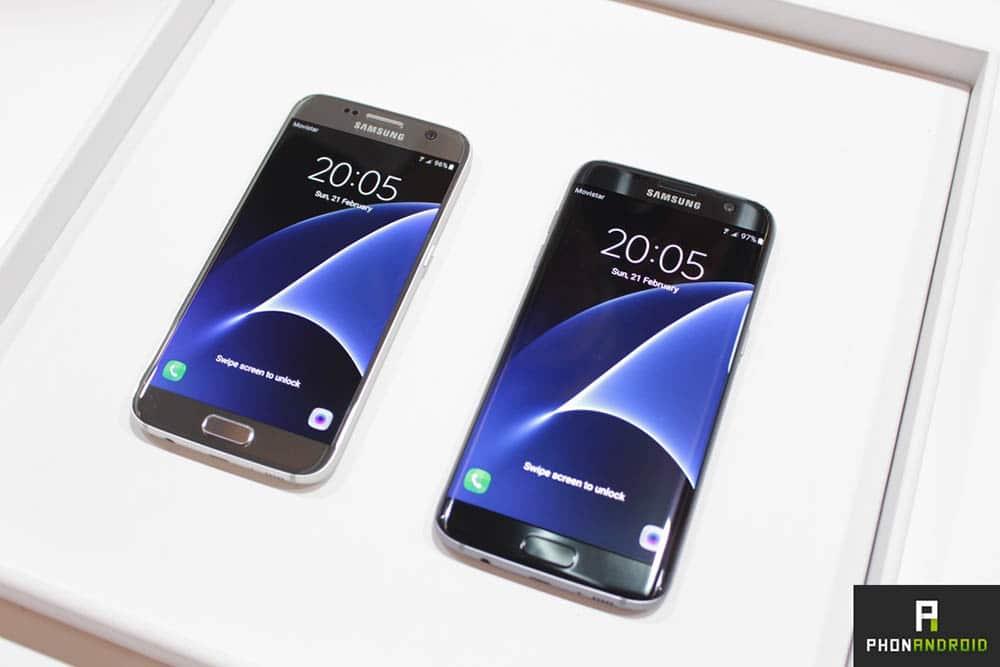Galaxy S7 Exynos Snapdragon
