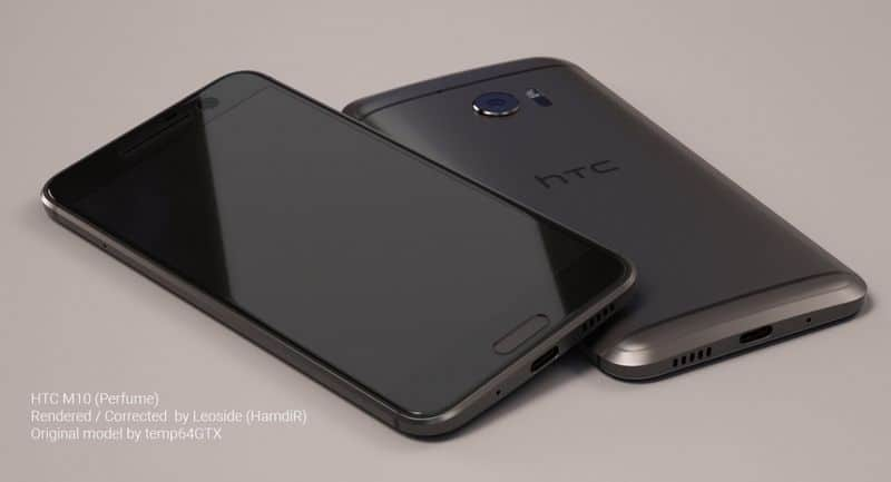 HTC 10 concept
