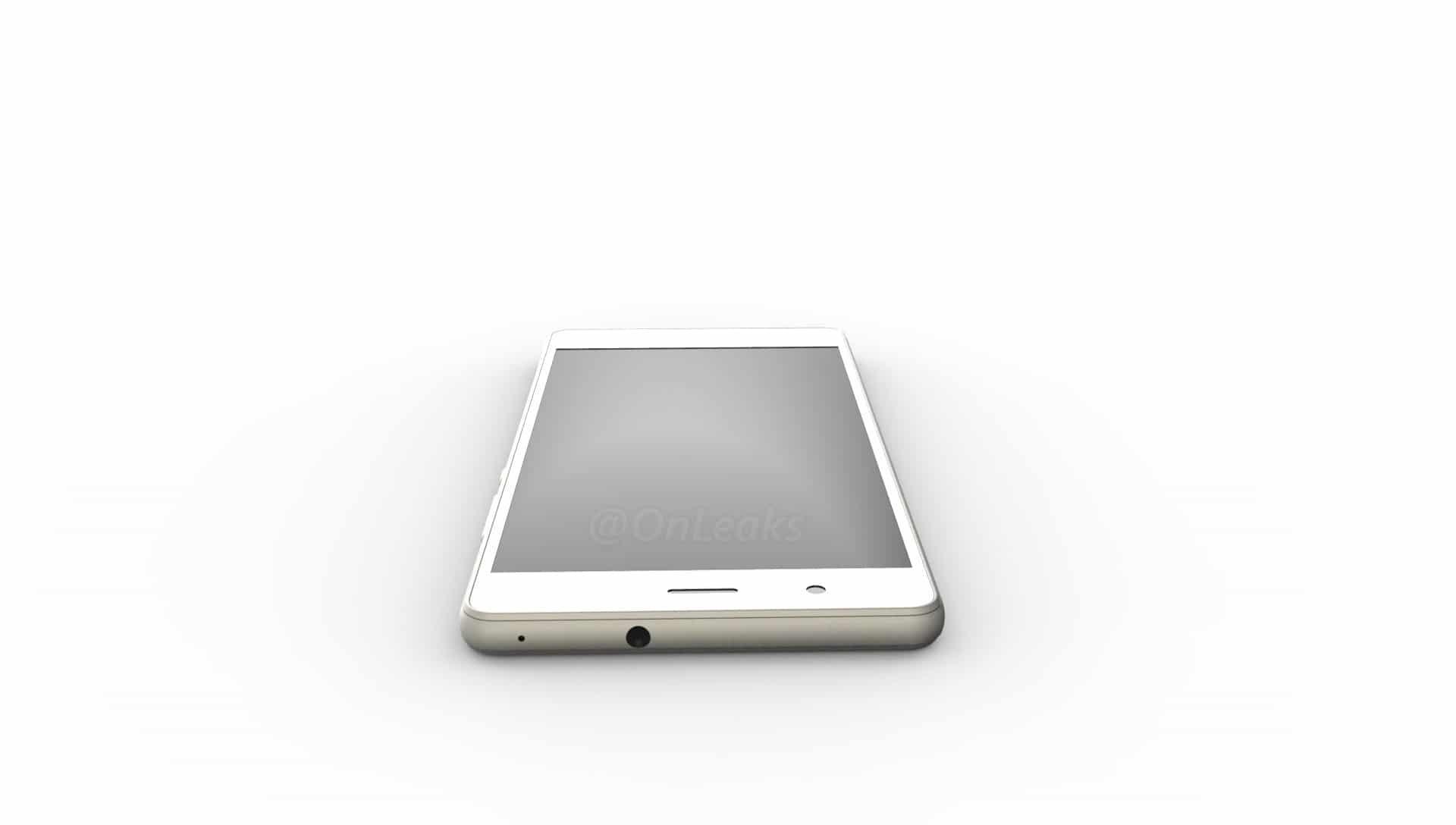 Huawei P9 Lite jack