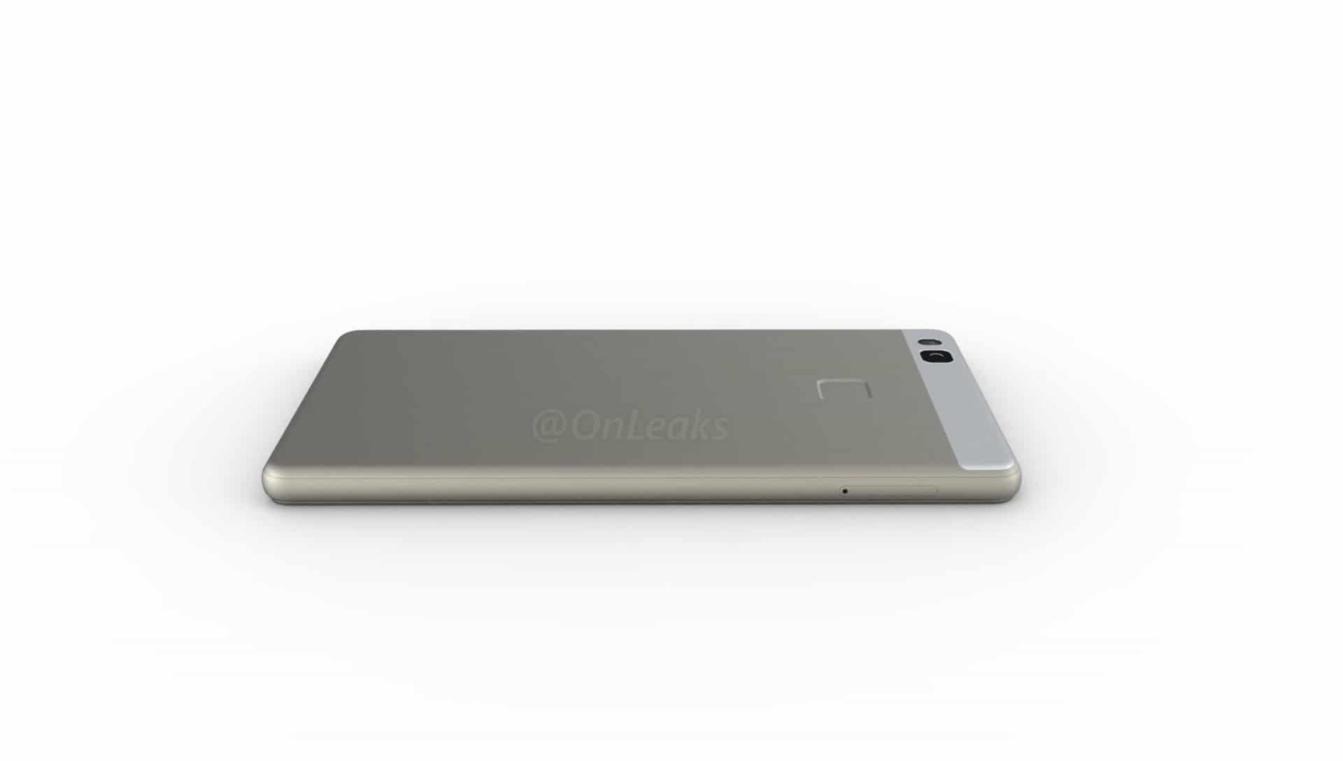 Huawei P9 Lite tranches