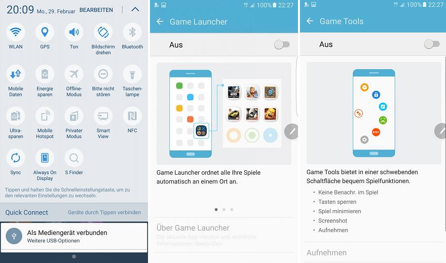 Touchwiz Galaxy S7 edge rom port