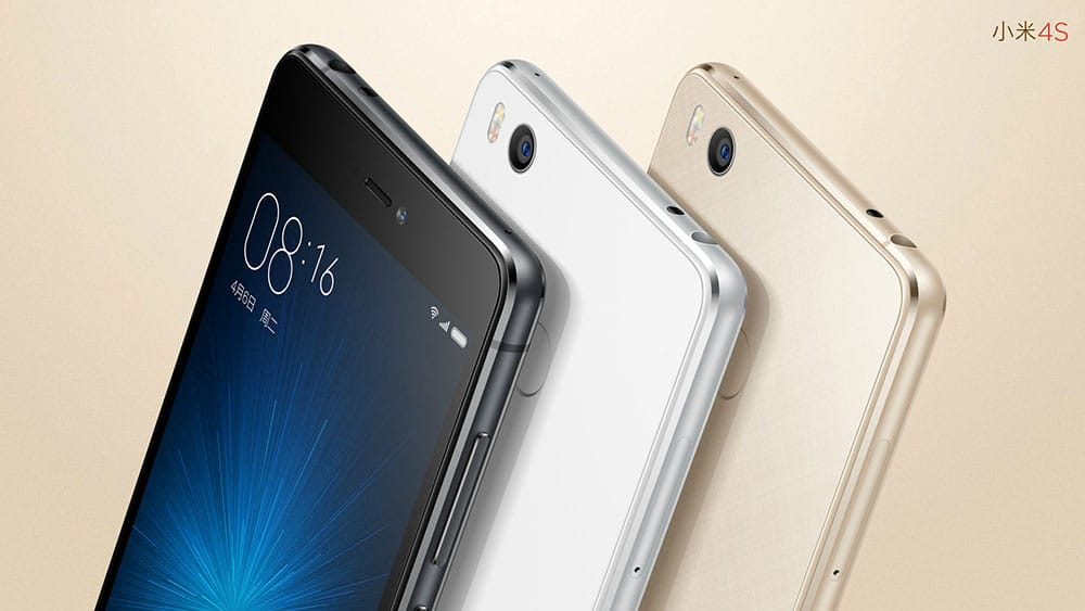 Xiaomi-Mi4S-ventes