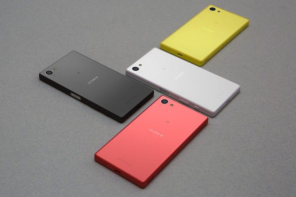 Le Sony Xperia Z5 Compact est le seul rival digne de ce nom de l'iPhone SE à ce jour