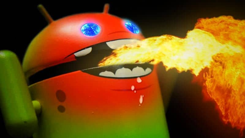 android malware click
