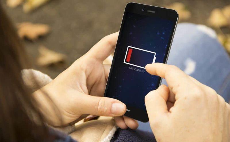 autonomie smartphones