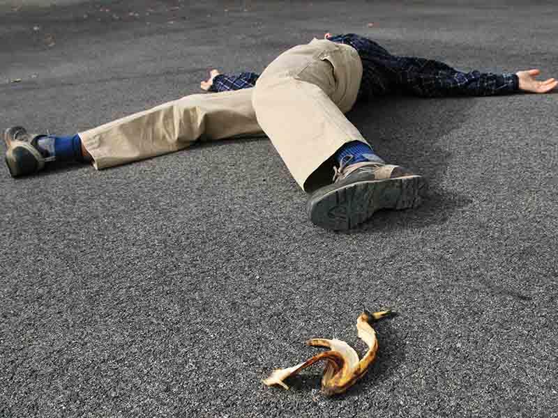 banana peel challenge
