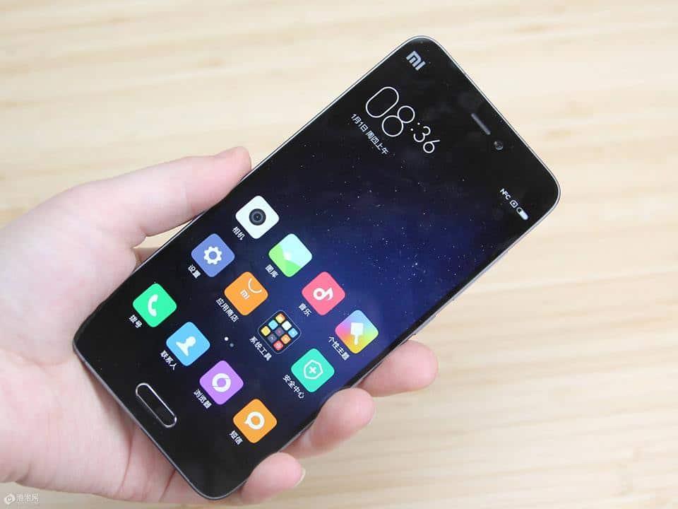 benchmarks Xiaomi Mi5