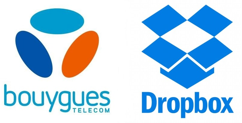 🔥 Bouygues Telecom offre 2 à 50 Go de stockage en plus sur Dropbox