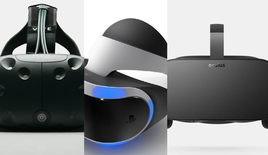 Oculus Rift, HTC Vive et Playstation VR : lequel offre la meilleure expérience de jeu ?