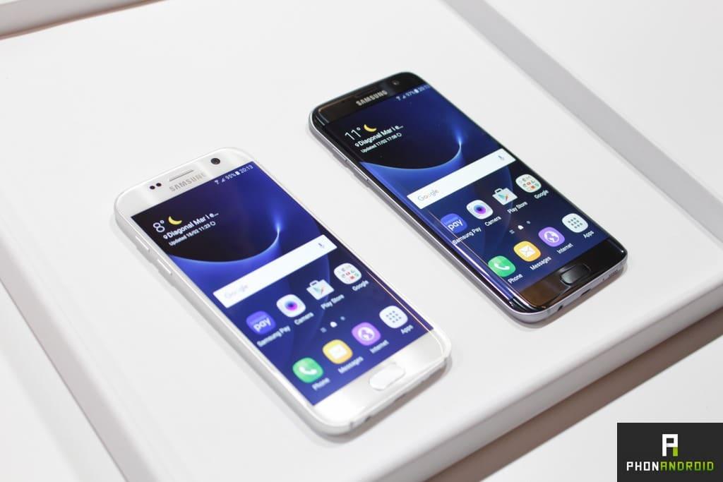 Galaxy S7 astuces
