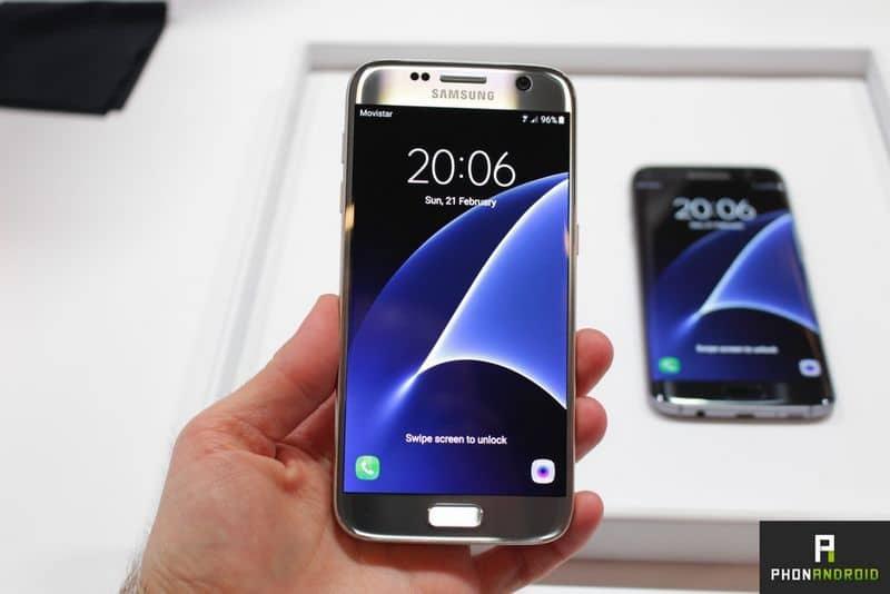 Les Galaxy S7 / S7 Edge peuvent partager leur connexion WiFi avec d'autres appareils