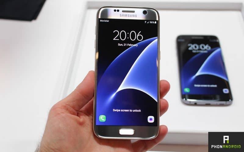 Galaxy S7 / S7 Edge : pas de recharge rapide Quick Charge 3.0 à bord