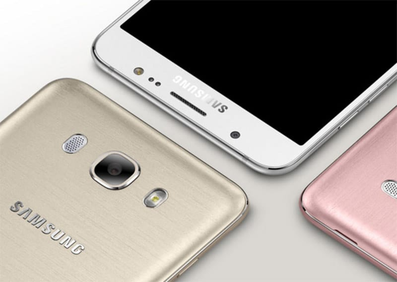 galaxy j5 j7 officiels
