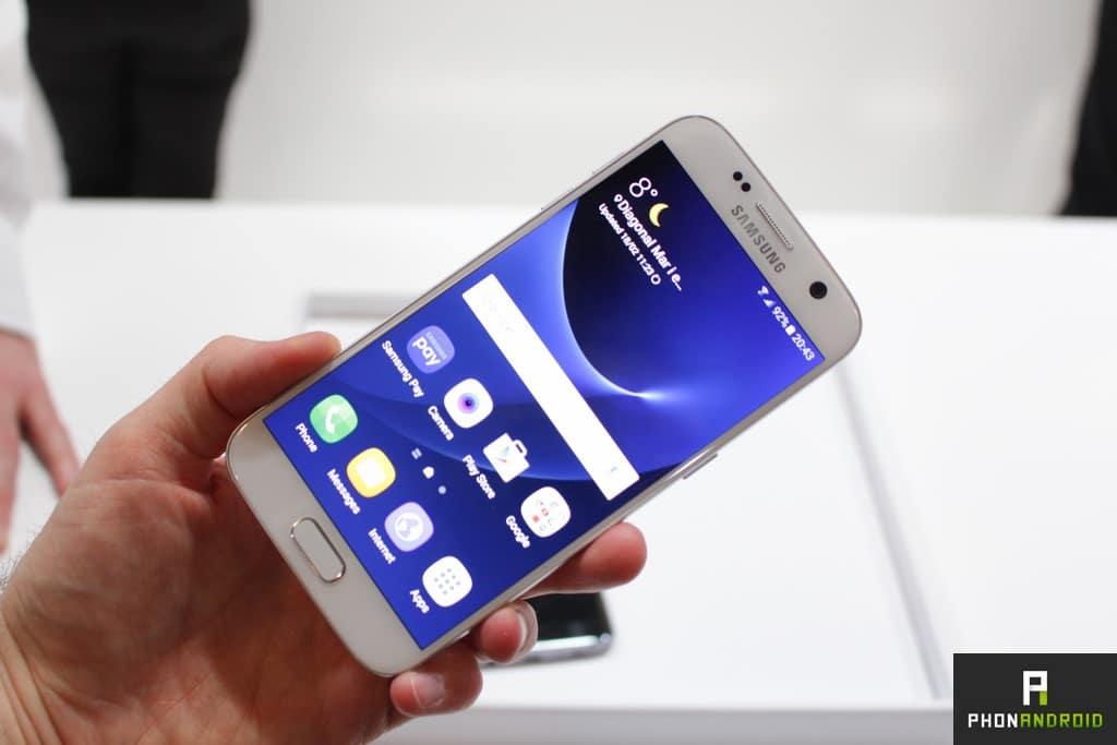 Galaxy S7 Lite