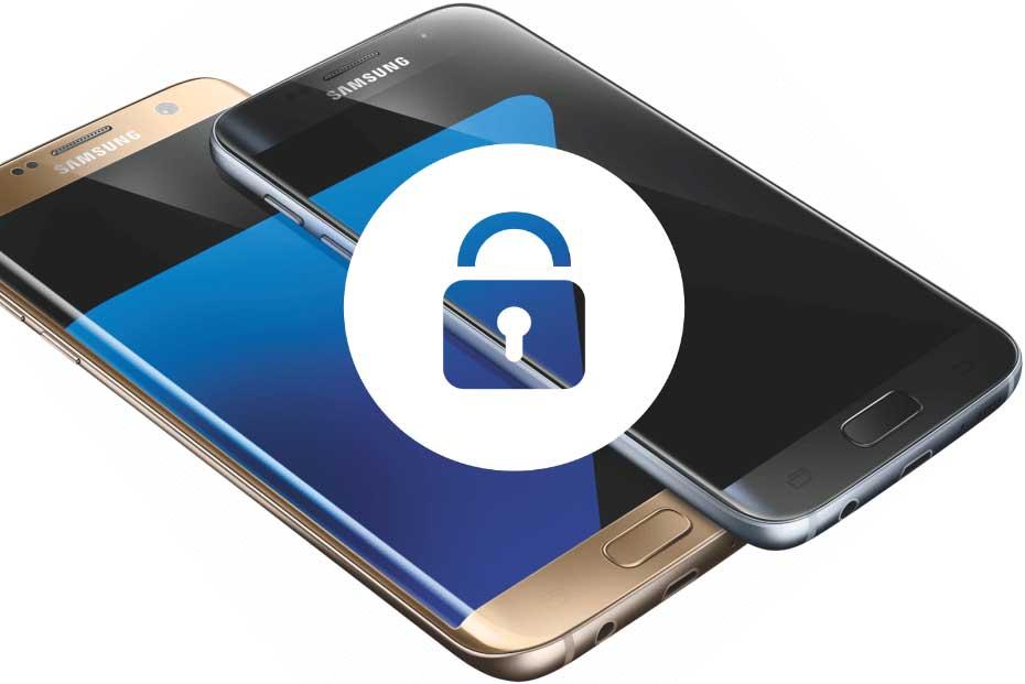 Déverrouiller le bootloader des Galaxy S7