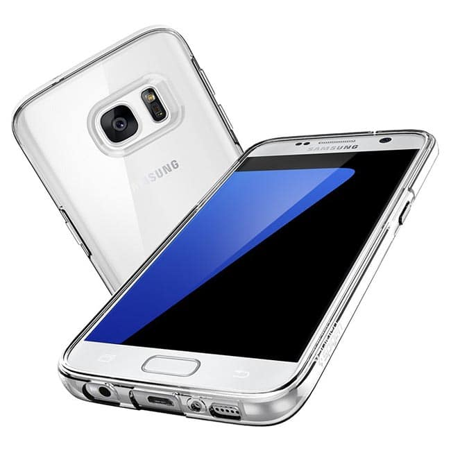 coque galaxy s7 edge spigen
