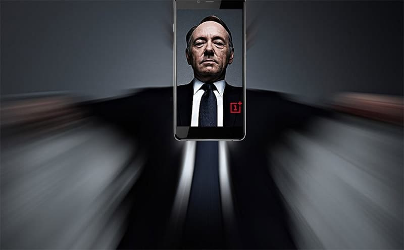 house of cards samsung apple oneplus