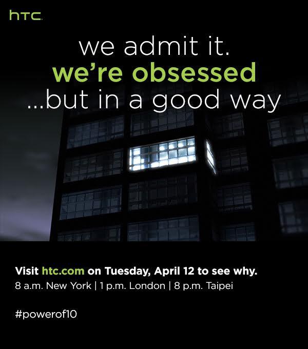 HTC 10 annonce officielle