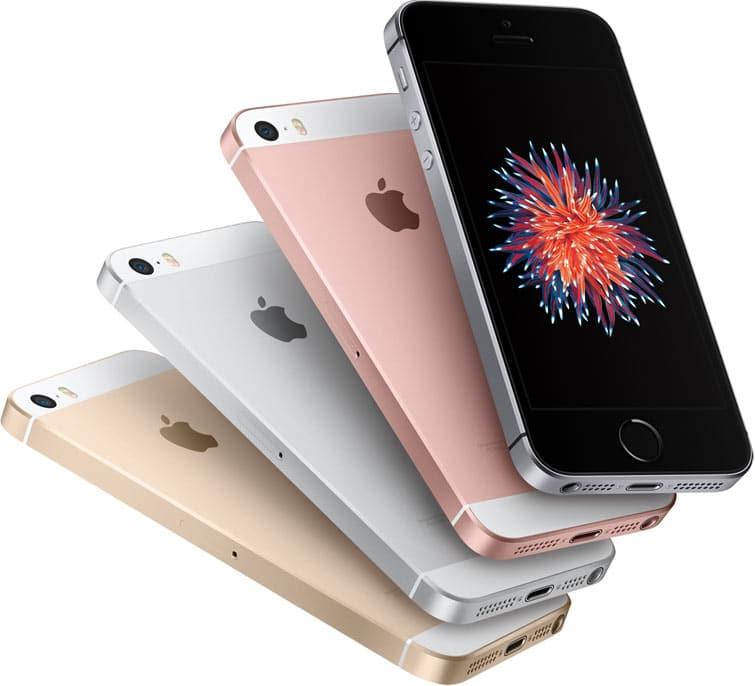 iPhone SE annoncé, prix et date de sortie