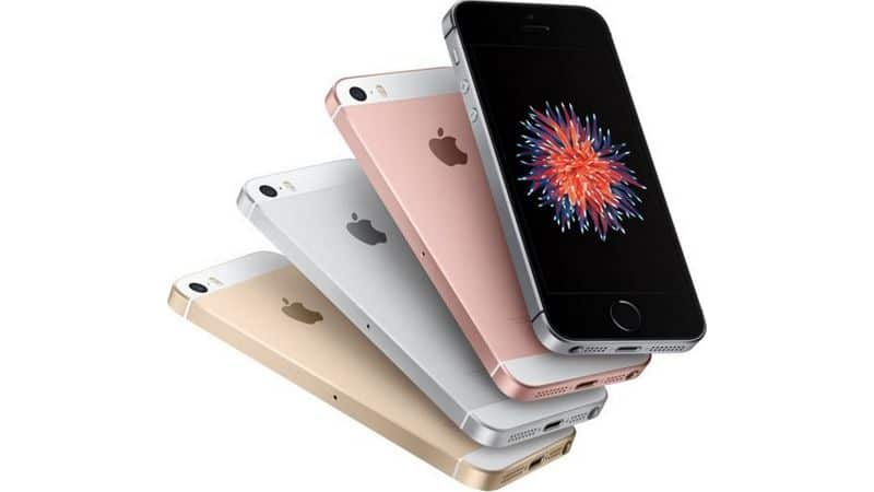 iPhone SE officiel