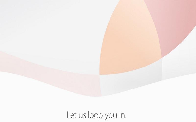La keynote sur l'iPhone 5SE lundi 21 mars dès 18h