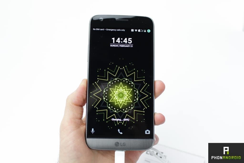 7 raisons de craquer pour le LG G5 même sans ses modules