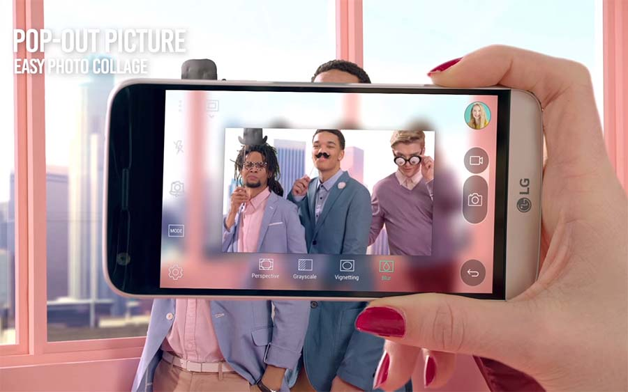 LG G5 UX 5.0