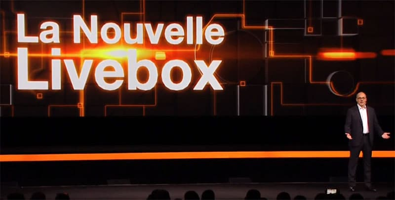 livebox orange puissante