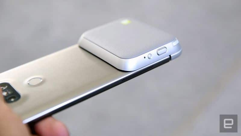 modules LG G5