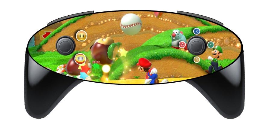 Concept manette Nintendo NX