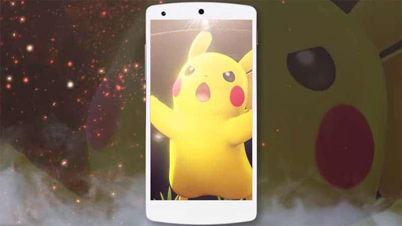 Pokémon gratuit sur Android