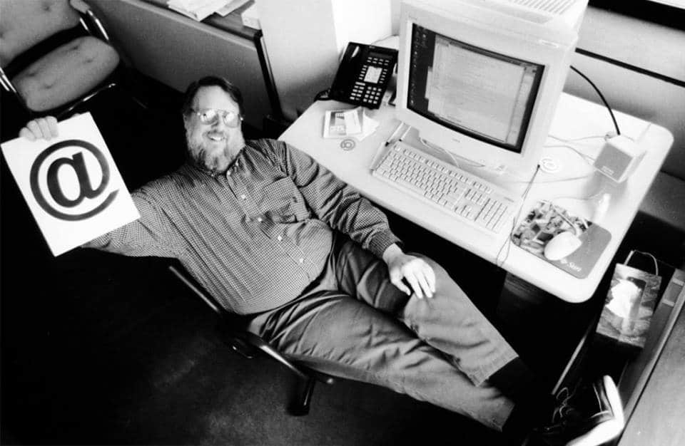 ray tomlinson arpanet