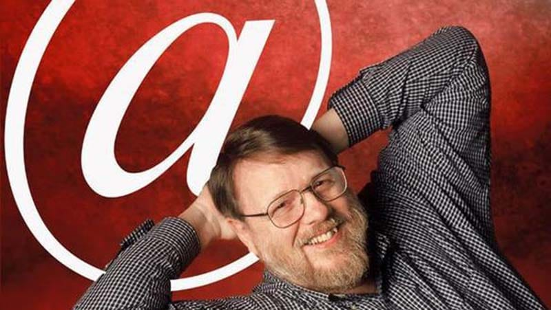ray tomlinson inventeur email
