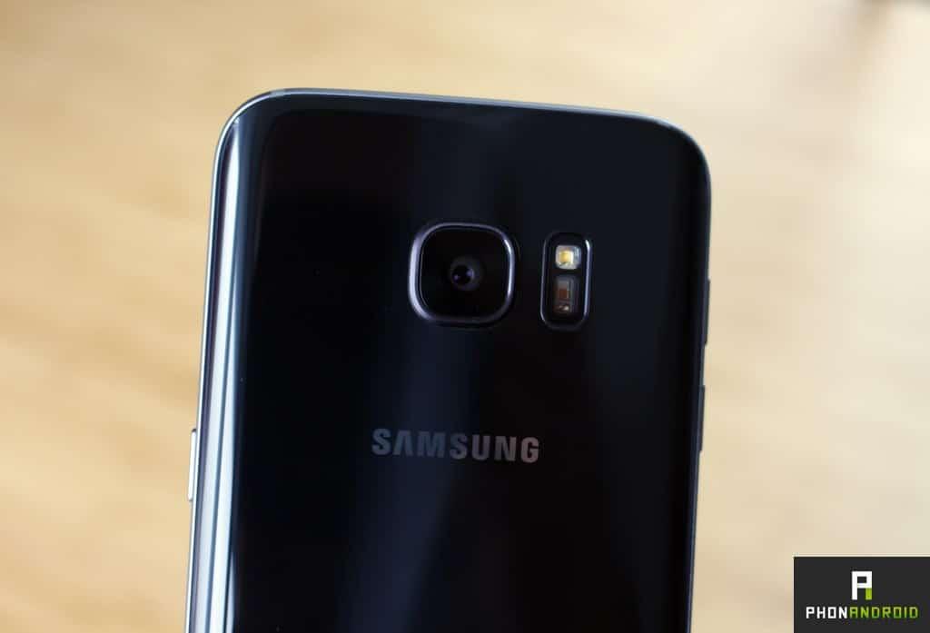 samsung galaxy s7 appareil photo