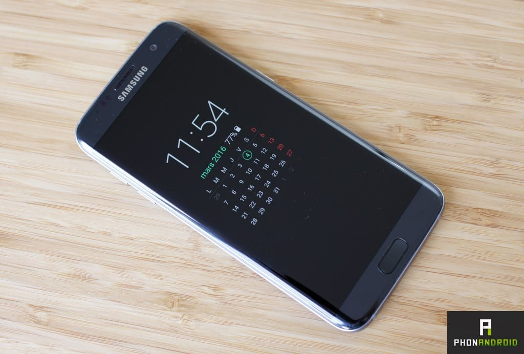 samsung galaxy s7 edge always on