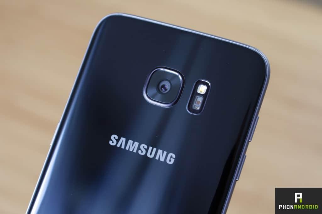 samsung galaxy s7 edge appareil photo