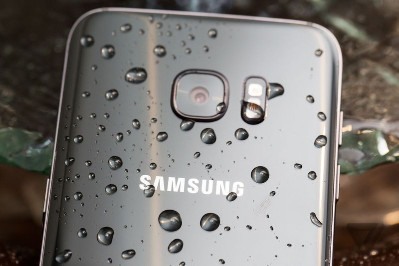samsung galaxy s7 edge waterproof