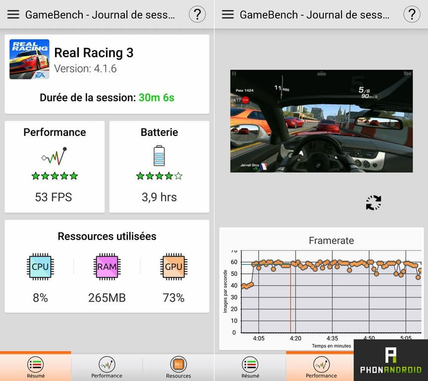 samsung galaxy s7 performance 3d jeu