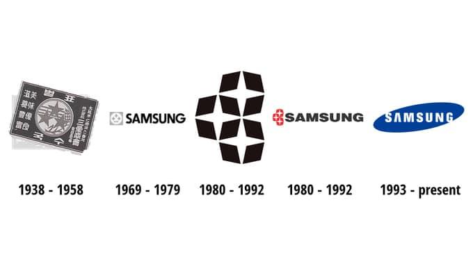 samsung-logo-histoire