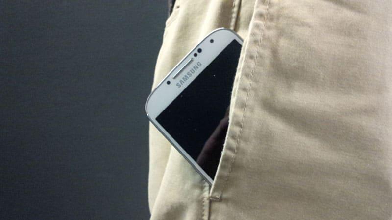 smartphone poche calecon drole